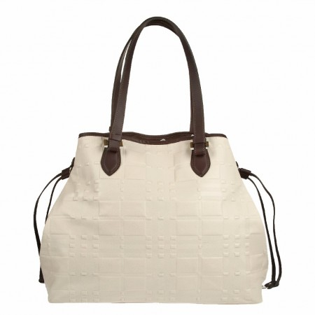 Сумка Gianni Conti 1636896 ivory dark brown