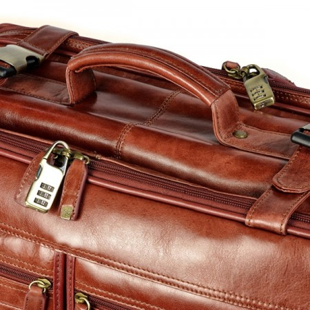 Дорожная сумка Vip Collection 5225-ТВ-BL