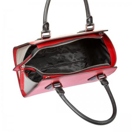 Сумка Gianni Conti 2153202 red-grey