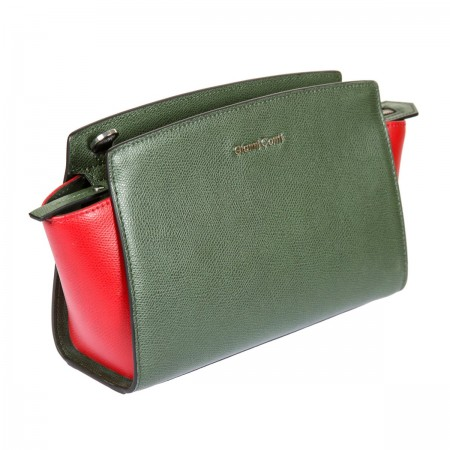 Сумка Gianni Conti 2153229 green-red