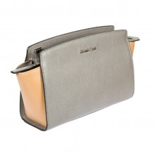 Сумка Gianni Conti 2153229 grey-leather