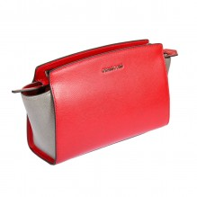 Сумка Gianni Conti 2153229 red-grey