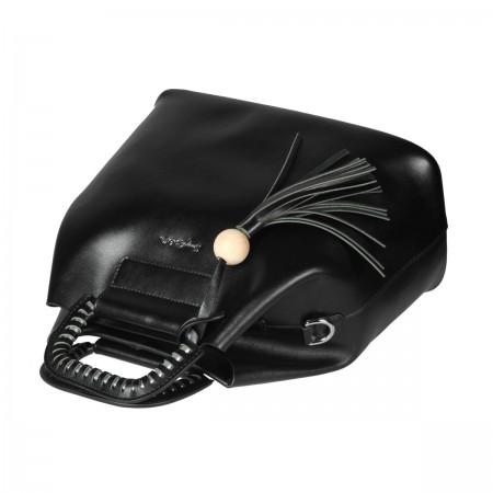 Сумка Sergio Belotti 306 black/black