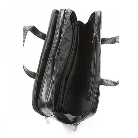 Сумка Vip Collection 87521-PB Buffalo Black