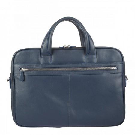 Бизнес сумка Sergio Belotti 9611-indigo-jeans