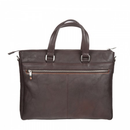Бизнес сумка Gianni Conti 1041263-derk-brown