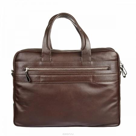 Мужская сумка Gianni Conti 1761232-dark-brown