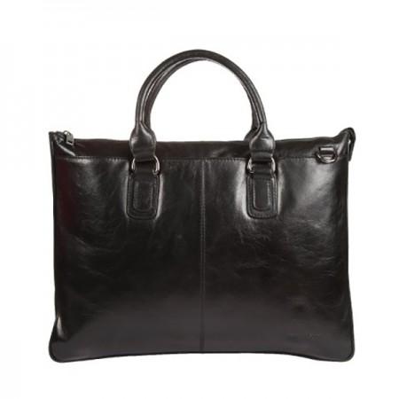 Бизнес сумка Gianni Conti 701179-black