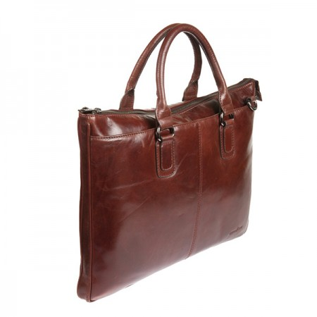 Бизнес сумка Gianni Conti 701179 brown