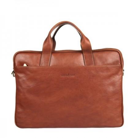 Мужская сумка Gianni Conti 911245 tan