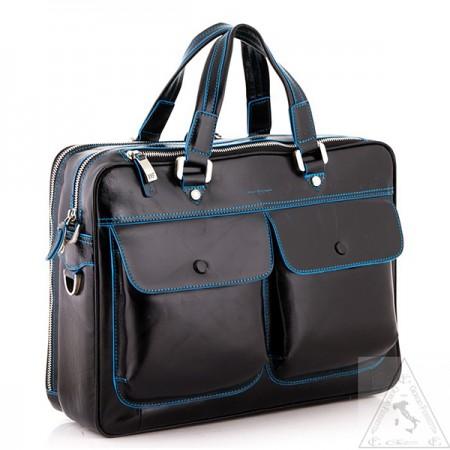 Мужская сумка Dor. Flinger 8136-026-blаck-DF