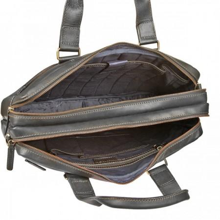 Мужская сумка Gianni Conti 1221265 black