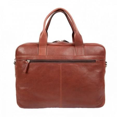Мужская сумка Gianni Conti 1751276-brown teal