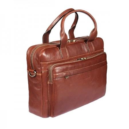 Мужская сумка Gianni Conti 911276-tan
