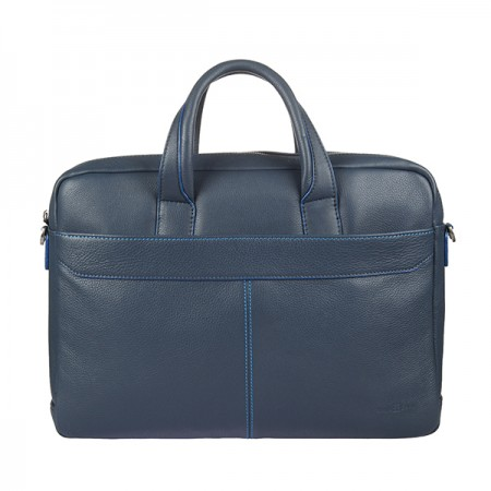 Бизнес сумка Sergio Belotti 9485-indigo jeans