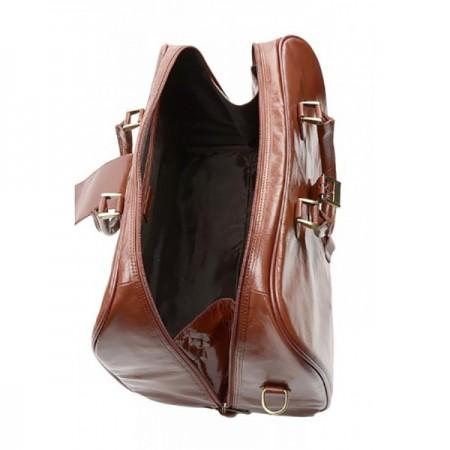 Дорожная сумка Vip Collection 36490-Cognac