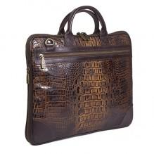 Бизнес сумка NarVin 9742-N.Bambino Olive