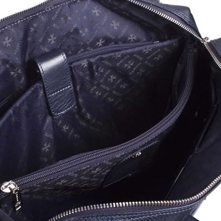 Бизнес сумка Vasheron 9752-N.Polo D.Blue