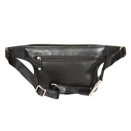 Напоясная сумка Sergio Belotti 9648 west black
