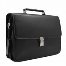 Портфель Giorgio Ferretti 0221 Q11 black GF