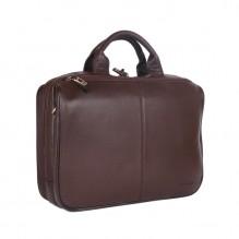 Бизнес сумка Giorgio Ferretti 042 018 coffee GF