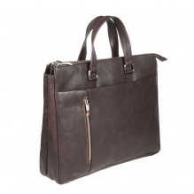 Бизнес сумка Gianni Conti 1041261 dark brown