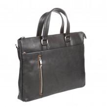1041263 black Бизнес сумка Gianni Conti