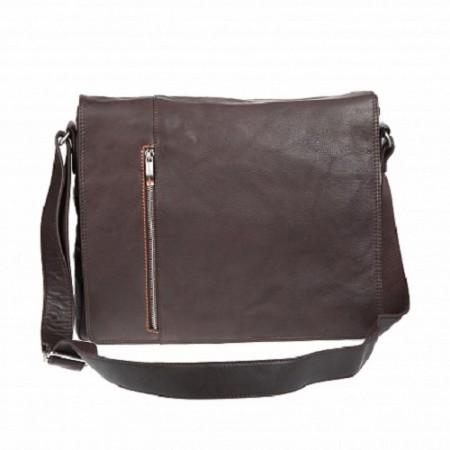 Сумка планшет Gianni Conti 1042533-derk-brown