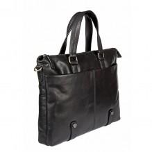 1221273 black Бизнес-сумка Gianni Conti