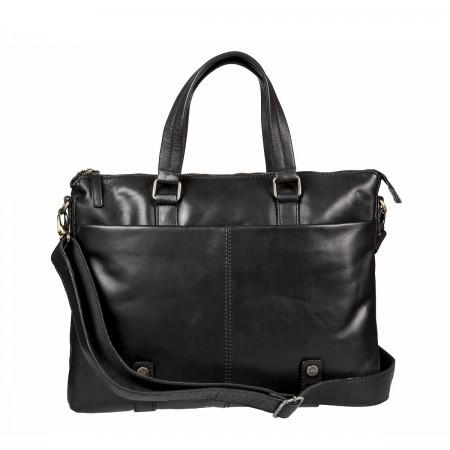 Бизнес-сумка Gianni Conti 1221273 black