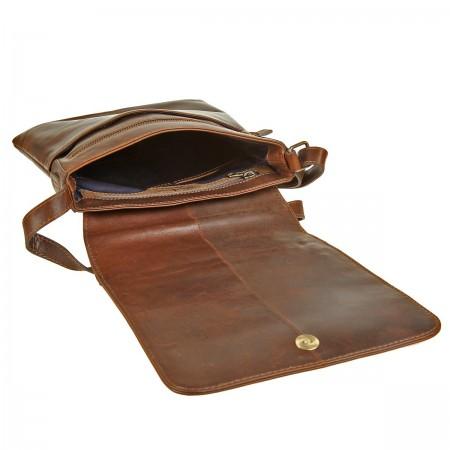 1222344 dark brown Планшет Gianni Conti