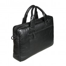 1811342 black Бизнес-сумка Gianni Conti