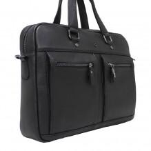 Бизнес сумка Giorgio Ferretti 2018852 HJ001 black GF