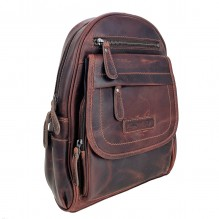 Рюкзак NR. 3109 Tan-Brown