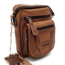 Мужская сумка CROSS-BODY NR. 3112 Brown