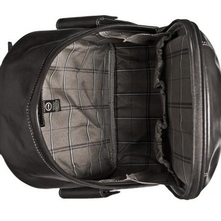 Рюкзак кожаный Tony Perotti 331351-1 черный