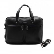 Бизнес сумка Giorgio Ferretti 3703 Q11 black GF
