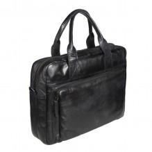4101266 black Бизнес-сумка Gianni Conti