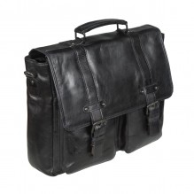 4101282 black Портфель Gianni Conti