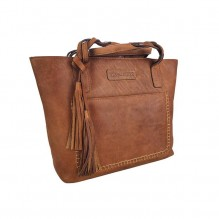 Женская сумка на плечо Hill Burry NR. 6193 Brown