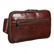 Напоясная сумка Sergio Belotti 8737 milano brown