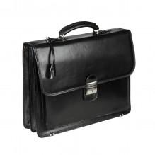 901015 black Портфель Gianni Conti