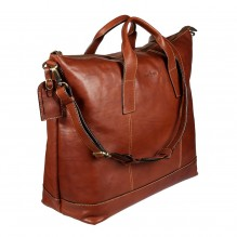 Дорожная сумка Gianni Conti 912074 tan
