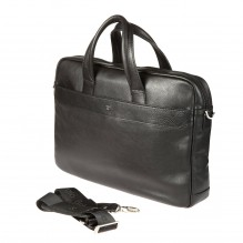 Бизнес-сумка Sergio Belotti 9485 west black
