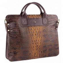 Бизнес сумка Narvin 9748 N.Bambino/Olive