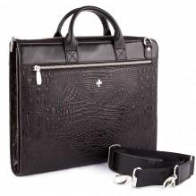 Бизнес сумка NARVIN 9749-N.Bambino/Black