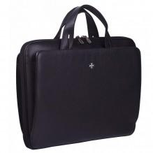 Сумка-портфель NarVin 9753 N.Polo Black