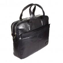 9995 VEGETALE navy Бизнес-сумка Sergio Belotti