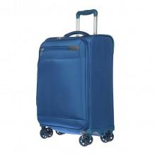 GM17016W20 dark blue Чемодан-тележка Verage