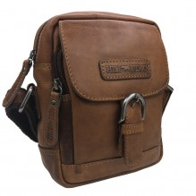 Мужская сумка CROSS_BODY NR. HT-05 Brown